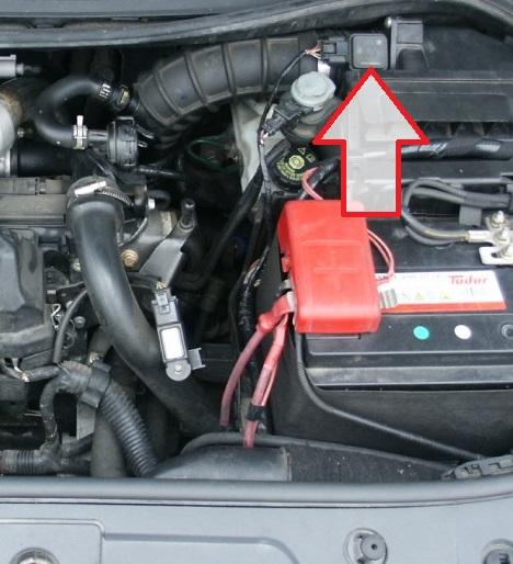 Débitmètre d/'air Renault Scenic II 1.9 dCi